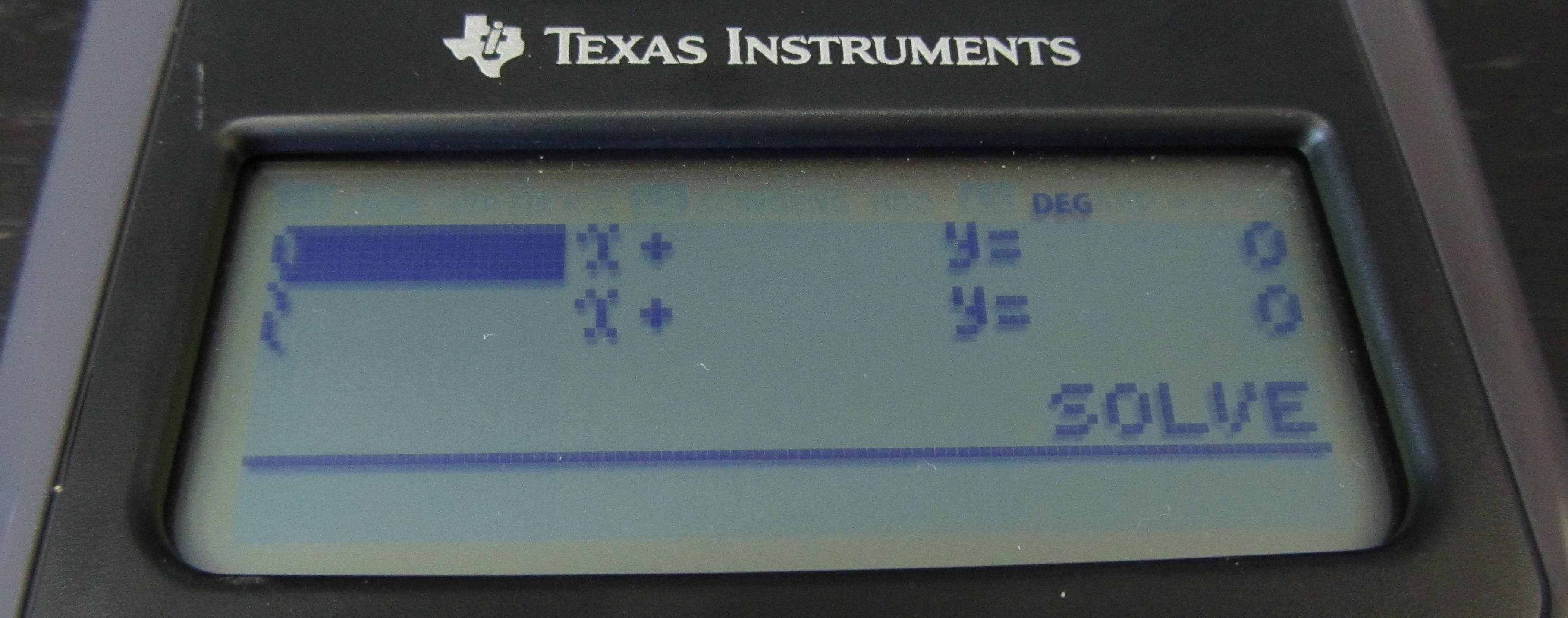 how to graph on a ti 36x pro
