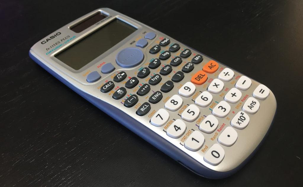 Casio fx-115ES PLUS Full Review - Math Class Calculator