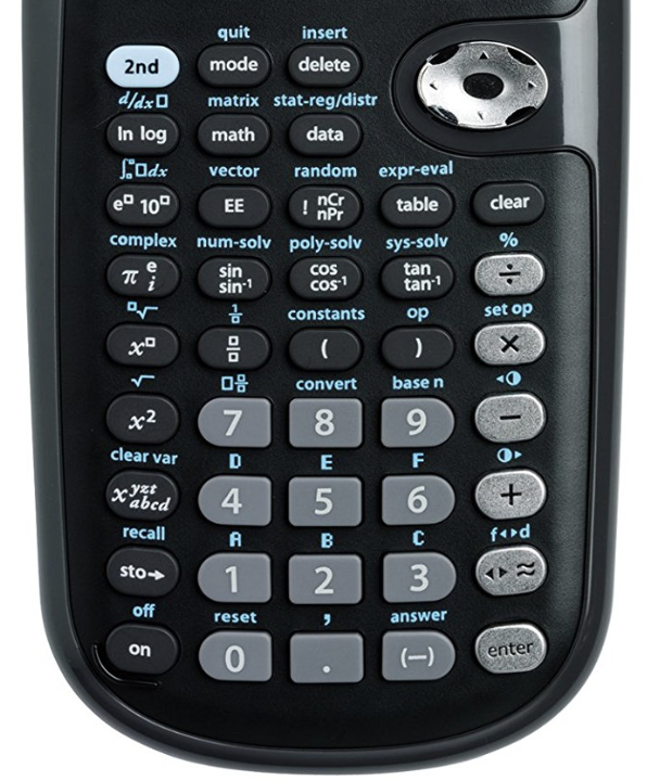 Ti 36x Pro Full Review Math Class Calculator